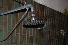 Bad und Sanitär Einrichtungen beim Sauna Eigenbau