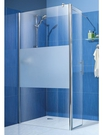 Walk-In Dusche »Walk In«, 100cm x 100cm